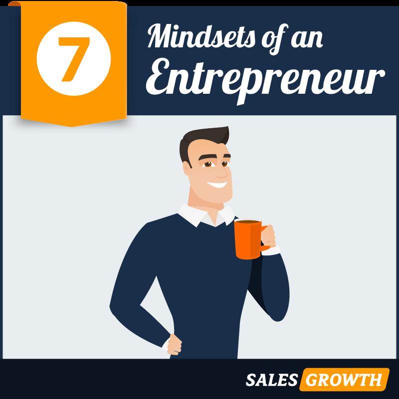 7 mindsets of entrepreneurship