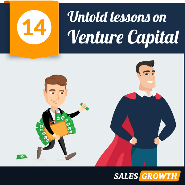 venture capital 14 lessons