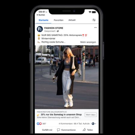 service facebook paid ads